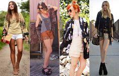 Como Usar: Kimono   Just Lia