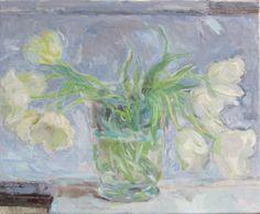 White tulips, Winifred Nicholson
