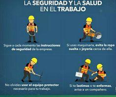 Seguridad y salud en el trabajo.