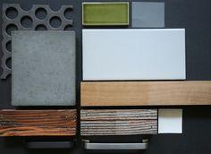materials pallet - Boor Bridges Architecture