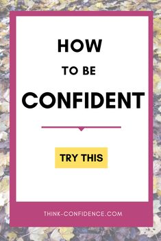 Discover how to be confident at work and socially. Come across with confidence when it matters. Stop being embarrassed. Speak up when you need to and stop missing opportunities. Remote learning courses that work.  #confidencebuilding #buildconfidence #beconfident #confidence #selfconfidence #confident #buildconfidence #boostconfidence #remotelearning #virtualcourses Building Self Confidence, Self Confidence Tips, Confidence Boost, Learning Courses, Learning To Be, Confidence Course, Assertiveness, Brand Board, Public Speaking