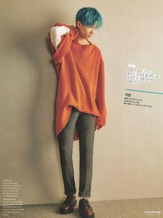 [SCAN] #NCT_DREAM Grazia Magazine cr: CloudyDH #JISUNG (170819)