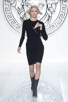 Versace Fall 2013: Versace Fall 2013