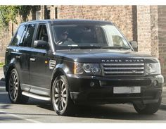 The cars of Harry Styles: Range Rover Sport