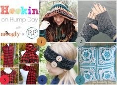 Hookin On Hump Day #110! Check out the best and brightest and newest yarn goodness!