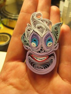 Quilling...awesome! Ursula