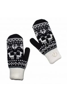 Femi Pleasure mittens ABADI norway
