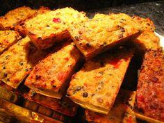 cake lentille corail carotte graines | le blog de Lacath