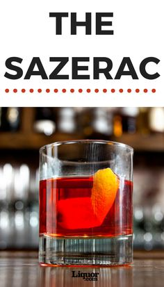 The Original Sazerac Cocktail Recipe: Before it called for rye whiskey, the New Orleans classic was made with cognac. The Original Sazerac Cocktail Recipe: Before it called for rye whiskey, the New Orleans classic was made with cognac. Cocktail Drinks, Cocktail Recipes, Whiskey Cocktails, Bar Drinks, Refreshing Cocktails, Drink Menu, Martini, Cocktail, The Originals