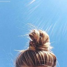 How many of you like High Bun #Hairstyle?