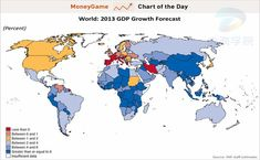 IMF sees a mixed outlook for Europe - calls for more ECB action and a fiscal union Map Of Continents, A Guy Like You, Almost Always, Black Kids, Cool Eyes, Chart, World, Day, Economics