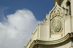 Baha'i Shrine and Symbol, Haifa
