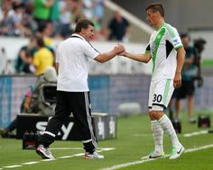 Erst verschmäht, jetzt gefeiert: Wolfsburgs Stefan Kutschke | 11 Freunde