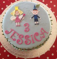 Jessica's cake