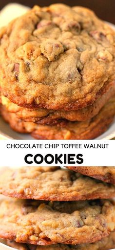 Desserts To Make, Cookie Desserts, Cookie Jars, Delicious Desserts, Dessert Recipes, Mason Jar Cakes, Grandma Cookies, Cake In A Jar, Walnut Cookies
