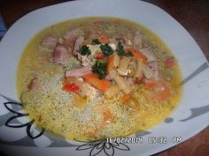 Thai Red Curry, Meat, Chicken, Ethnic Recipes, Soups, Food, Essen, Soup, Meals