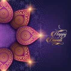 Illustration about Text happy diwali and decorations on purple background. Illustration of diwali, holiday, celebration - 79020117 Diwali Pictures, Diwali Images, Diwali Wishes, Happy Diwali, Diwali Hindu, Diwali Diya, Diwali Drawing, Creative Background, Text Background