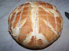 Falu végi kurta porta: Töltött kenyér