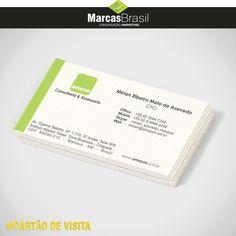 Cartão de Visita – Amazon > Desenvolvimento de cartão de visita para a empresa Amazon < #cartão #marcasbrasil #agenciamkt #publicidadeamericana