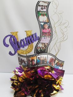 Personalized Filmstrip – Designs by Ginny