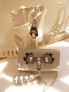 Soutache jewelry @jiza_jewelry _