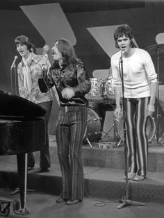 Three Dog Night** Though also not most ppl's choice for 5-star list, I find a couple of their songs (hence, the asterisk above) so memorable that I have to have it on this list.