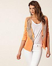 Stardust Blazer - NLY Trend - Aprikos - Jackor - Kläder - NELLY.COM