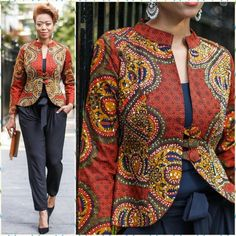 60 Corporate africa outfit ideas When going to work, looking good should be your first aim, as a good appearance … African Fashion Ankara, African Inspired Fashion, Latest African Fashion Dresses, African Dresses For Women, African Print Fashion, Africa Fashion, African Attire, African Print Dress Designs, African Print Dresses