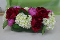 Peony Flower Arrangements | In Bloom New York – Floral Special Events Floral inspirations and ...