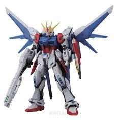 Gundam Build Fighters REAL GRADE : GAT-X105B/FP Build Strike Gundam Full Package