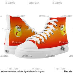 Cute Shoes, On Shoes, Custom Sneakers, Beautiful Shoes, Converse Chuck Taylor, High Tops, Emoticon, High Top Sneakers, Your Style