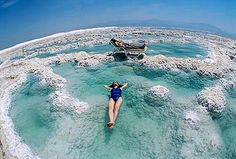The Dead Sea, again one of those place I would just love to experience.