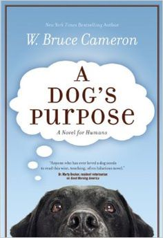 This is the remarkable story of one endearing dog's search for his purpose over the course of several lives.