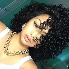 Brazilian Short Bob Virgin Human Hair Wigs Short Curly Full Lace Wigs For Black Women With Baby Hair 5288095 2016 – $174.45
