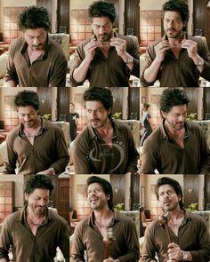by unknown! Shahrukh Khan And Kajol, Shah Rukh Khan Movies, Salman Khan, King Of My Heart, King Of Hearts, Richest Actors, Srk Movies, Dear Zindagi, Sr K