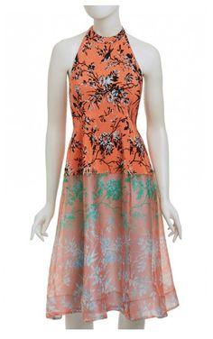 Nanette Lepore Sound Art Dress