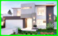 pameran desain rumah minimalis modern 1 lantai http