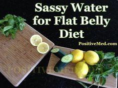 Υπάρχει ένας εύκολος τρόπος για να μειώσετε το μεγάλο μέγεθος της κοιλιάς σας, κι αυτό είναι το Sassy Water. Ονομάστηκε έτσι από την εφευρέτη της Cynthia S