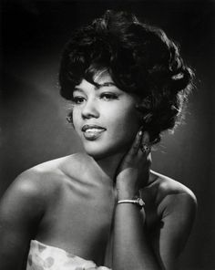 """The Golden Age of Hollywood: Ja'net Dubois, most known for her character """"Willona Woods"""" on TV show, Good Times."""