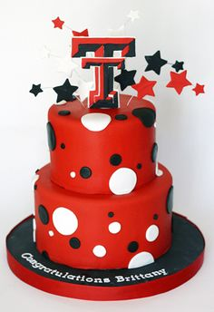 Texas Tech cake - Google Search