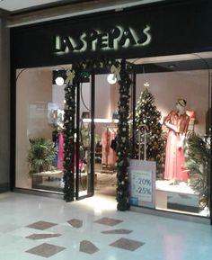 Diseño de locales comerciales en Shoppings – Las Pepas – Galerias Pacífico