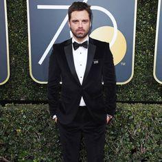 Sebastian Stan | 75th Golden Globes 2018