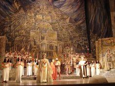 Aida. Opera in 4 acts. Language: original language