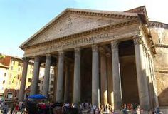 The Pantheon, Rome Italy