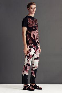 Christopher Kane Spring 2013 Menswear Fashion Show