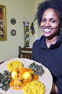 Ethiopian Recipe: Doro Wat. I have been looking for this recipe for a while.