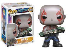Funko POPVinyl Guardians of the Galaxy Vol. 2 - Drax