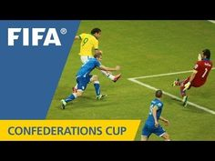 FOOTBALL -  Italy 2:4 Brazil, FIFA Confederations Cup 2013 - http://lefootball.fr/italy-24-brazil-fifa-confederations-cup-2013/
