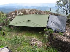 Image result for hooped bivi and micro tarp