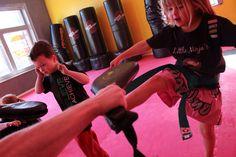 Kicking skills building balance  and coordination